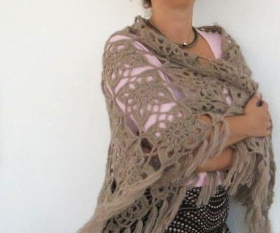 Scialle alluncinetto scialle elegante sciarpa