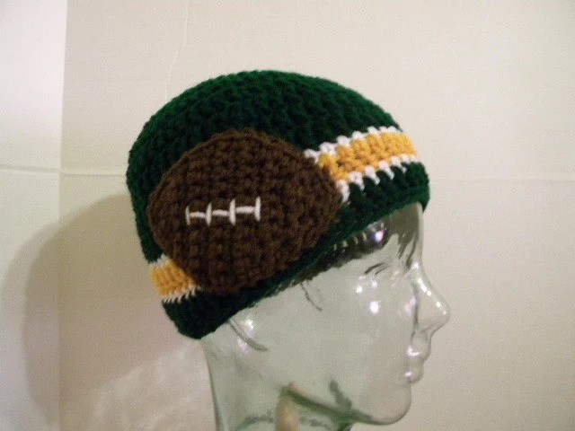 Green Bay Packers Colors Yarn
