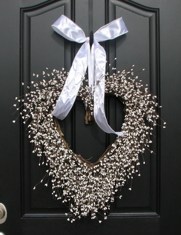 Wedding Decor White Weddings Reception by twoinspireyou on