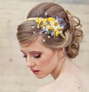 spring flowers headband headbands