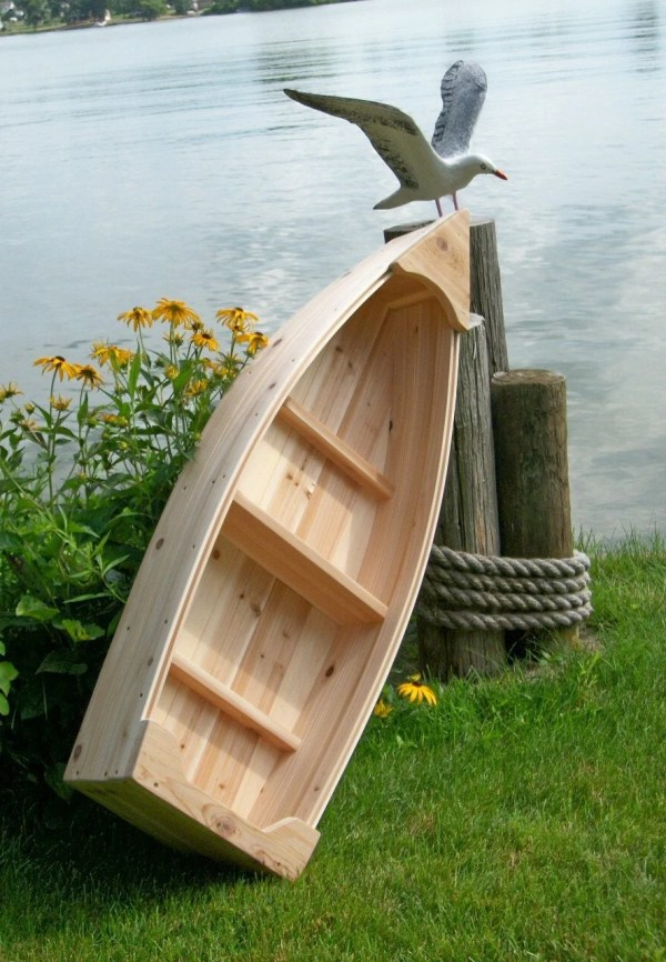 nautical wooden outdoor landscape