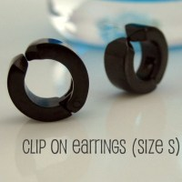 Ear Cuff and Clip On Earrings For ear cartilage or earlobe