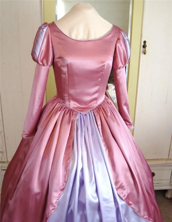 Ariel Adult Princess Costume Dress Atlantagoodwin