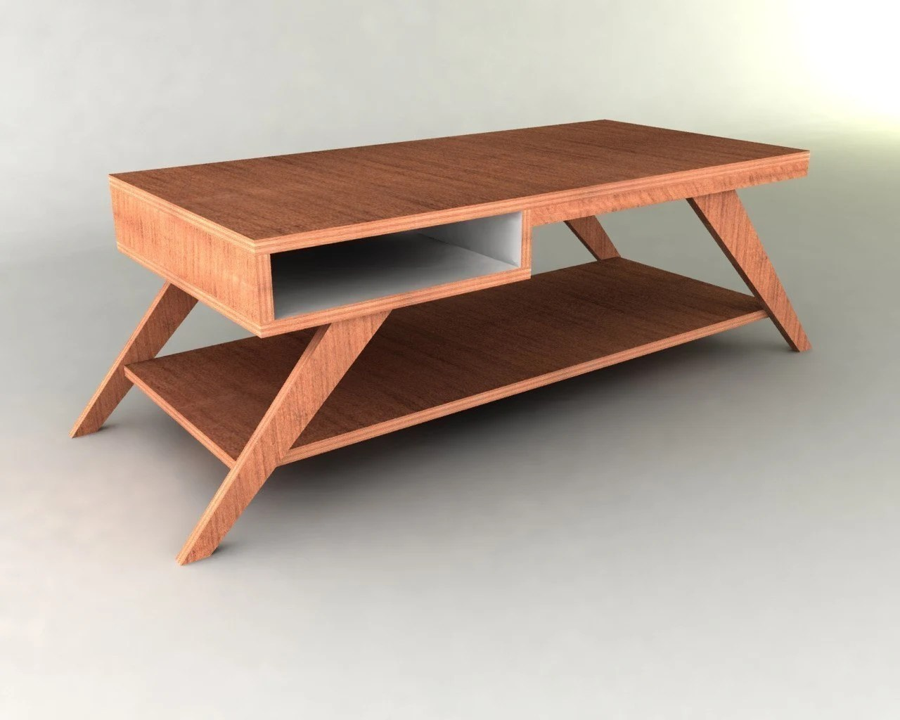 modern wood chair plans the empty poem retro eames style coffee table furniture plan
