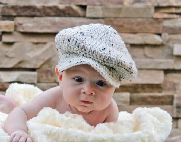 Scally Cap Baby Boy Hat Choose Color