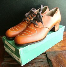 Barefoot Freedom Shoes Vintage