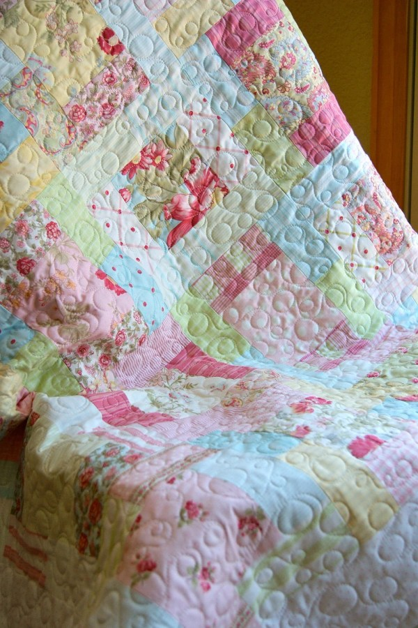 Handmade Baby Quilts Fabric