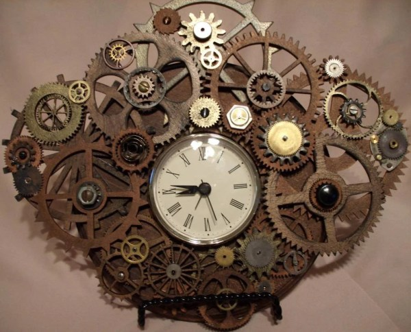 Ek Original Steampunk Clock Ekcreations