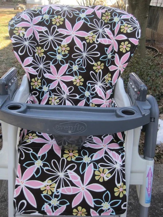 Custom EVENFLO SIMPLICITYMAJESTIC High Chair Covers by