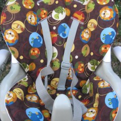 Fisher Price Spacesaver High Chair Cover Baby Blue Covers Custom Space Saver By Sewplicity