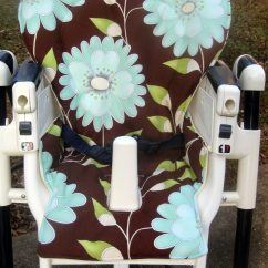 Evenflo Majestic High Chair Seat Cover Graco Hook On Table Custom Peg Perego Prima Pappa You Choose