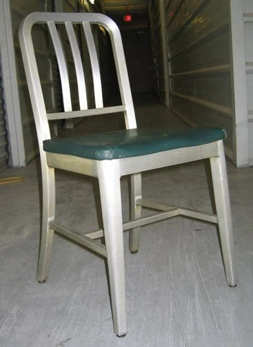 Vintage Goodform Chair The General Fireproofing Co