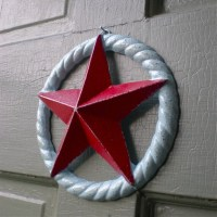 nautical star wall decor