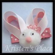 items similar easter bunny hair