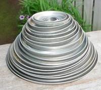 Wedding Cake Pans. Wilton Round Cake Pans, 4 Piece Set for ...