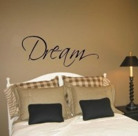 Dream Wall Decal - sweet dreams - wall decals / wall ...
