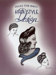 1940s glamorous hairstyles styling