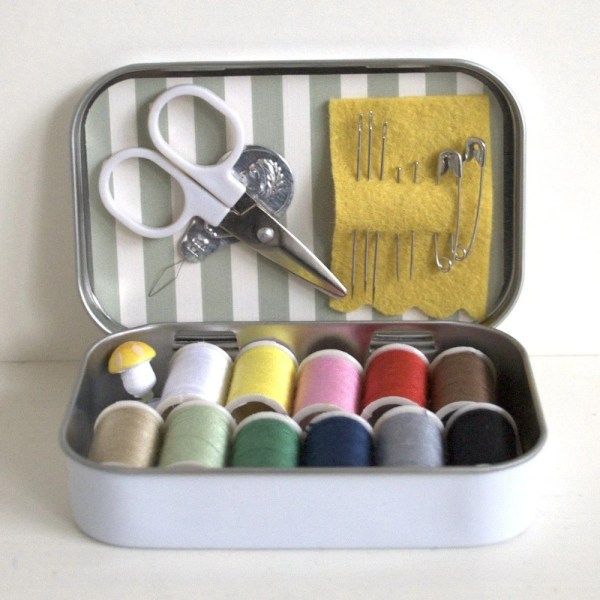 Mini Fix Kit Pocket Sized Sewing