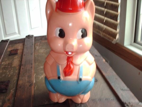 Extra Large Plastic Piggy Bank
