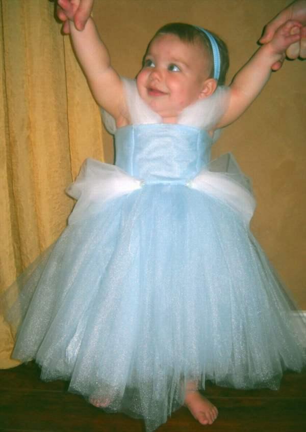 Cinderella Princess Tutu Dress