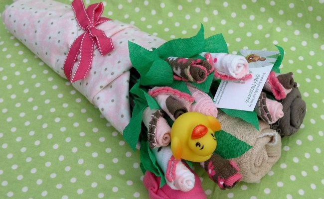 Baby Clothes Bouquet For Girls Unique Baby By Babyblossomco