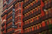 York City Chelsea Hotel
