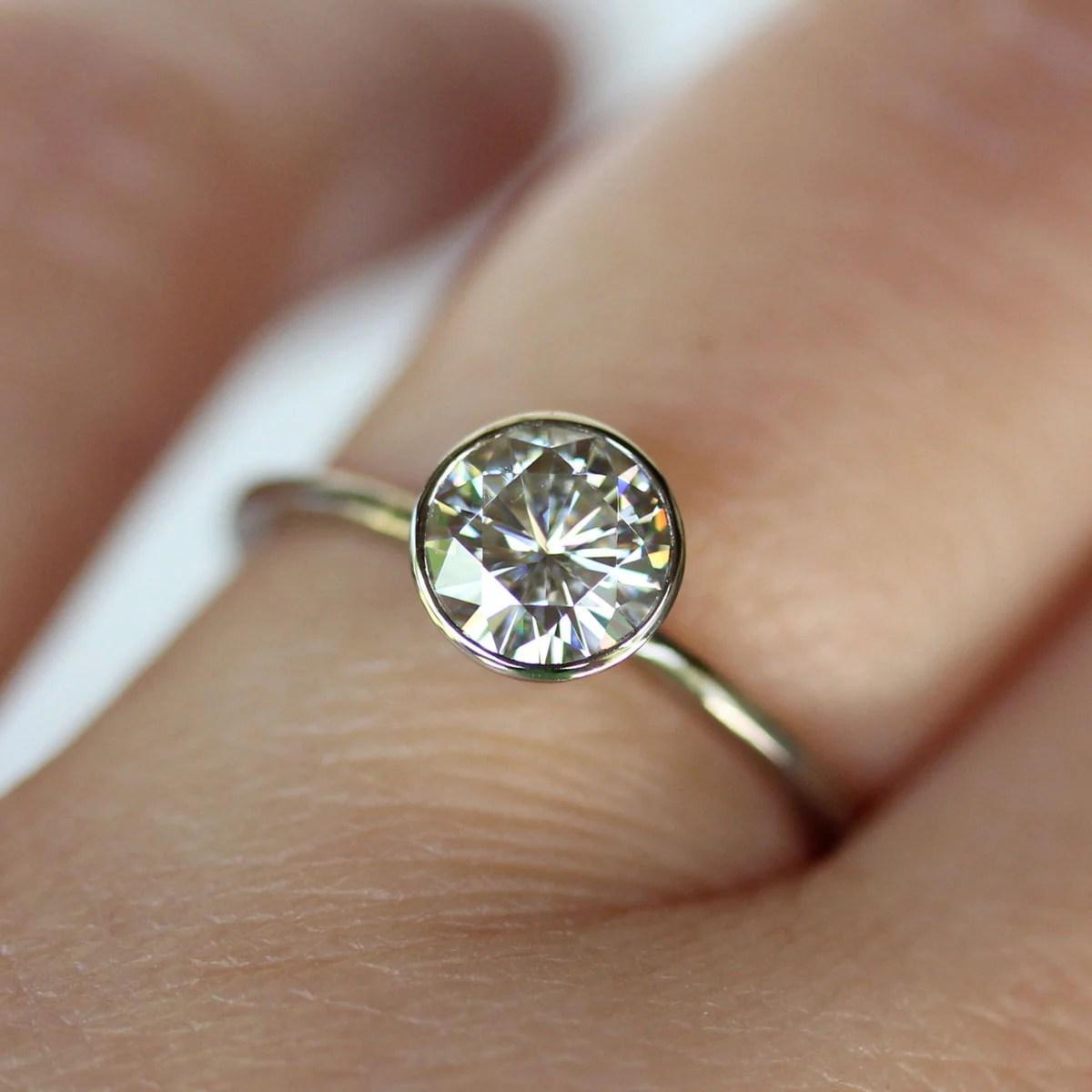 Moissanite engagement rings  deals on 1001 Blocks