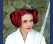 star wars inspired princess leia