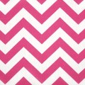 Member of chi omega has made numerous chevron themed crafts