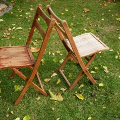 Renting Folding Chairs White Belmont Barber Chair Antique Wood Wooden Garden Dining Vintage