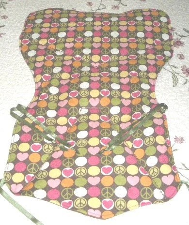 graco blossom high chair cover replacement cheap swivel eddie bauer highchair seat pad love and