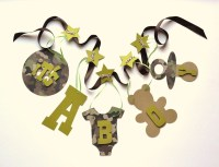 Camouflage Baby Shower Decorations | Best Baby Decoration