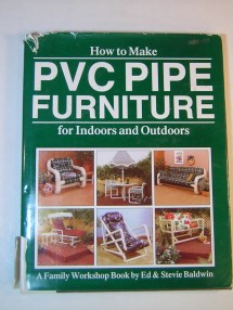 Make Pvc Pipe Furniture Indoors And Outdoors