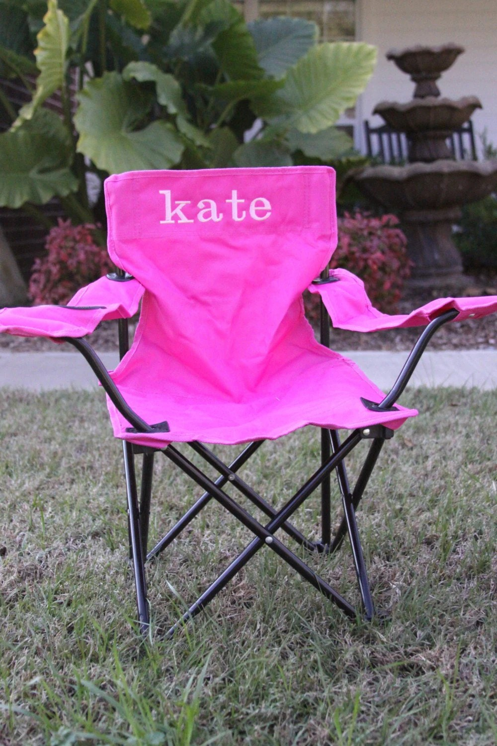 Personalized FREE Kids Camp Chair