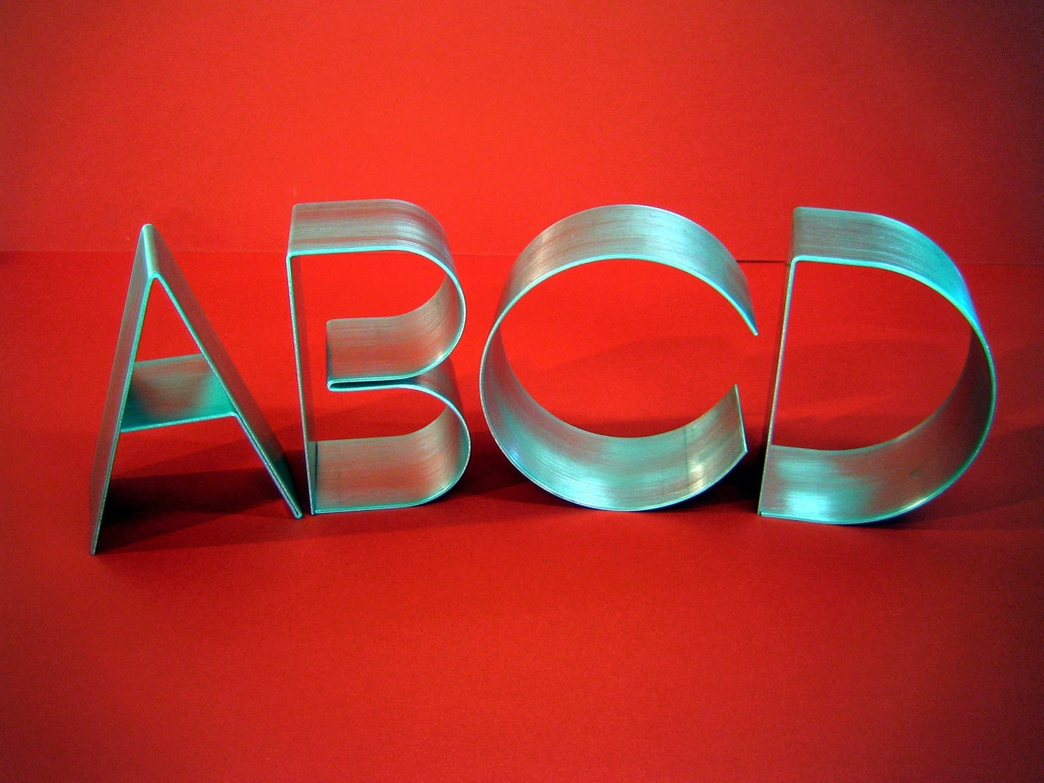 Metal Letters Freestanding Large-Empire 6