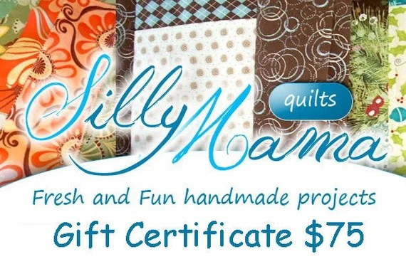 Seventy-five Dollar Gift Certificate - FREE SHIPPING
