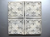 RESERVED for MariaRoma Antique Tin Ceiling Tiles