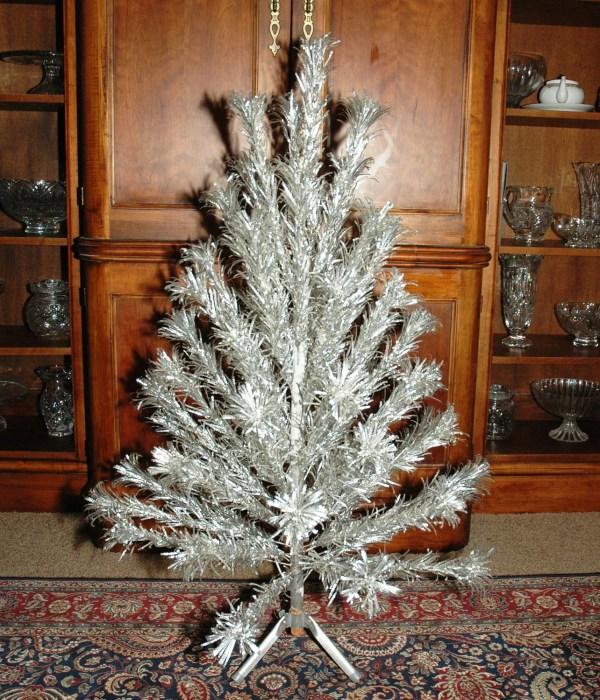 1950' Vintage Aluminum Christmas Trees
