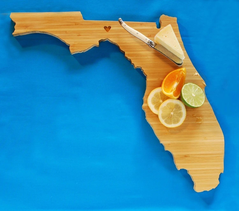 AHeirloom's Florida State Cutting Board - AHeirloom