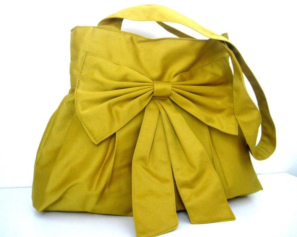 Sale Bag-Mustard Yellow Bag-Everyday Bag-Double Straps - marbled