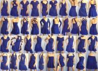 Sample Dress Short Free-style Convertible