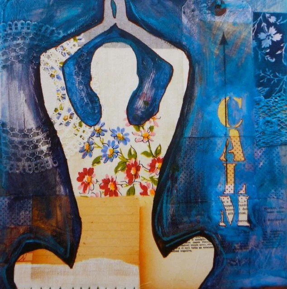 Yoga Inspired Home Decor