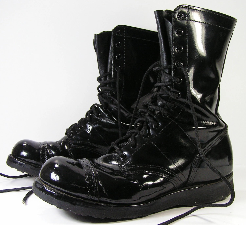 White Cowboy Boots Men Zipper