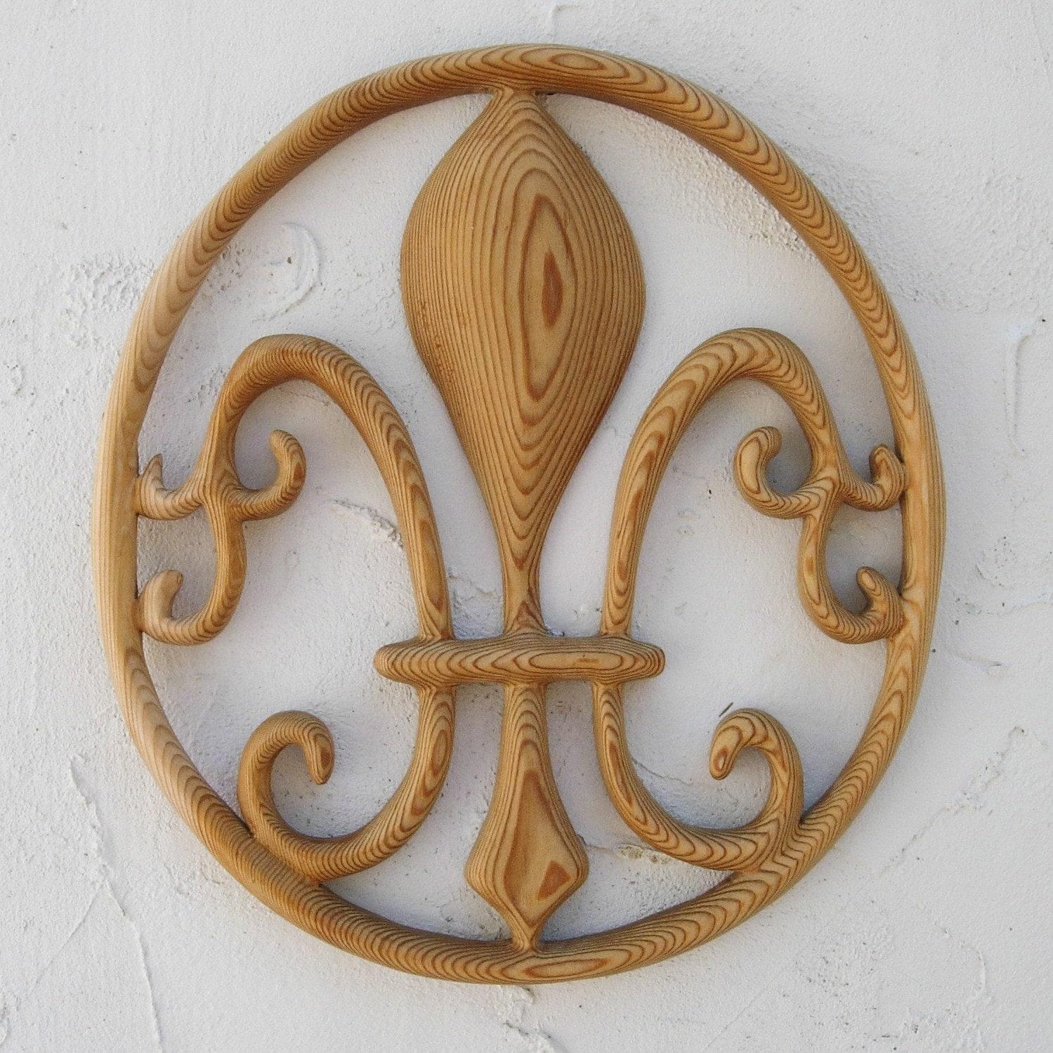 New Orleans Saints Fleur De Lis Symbol