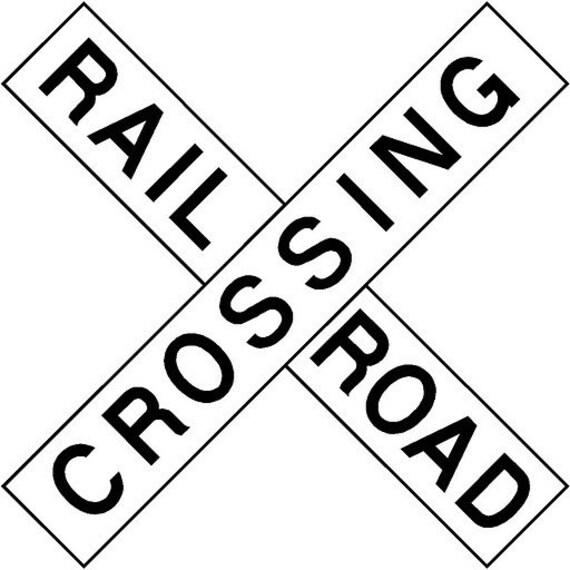 Railroad Crossing Train Traffic Playroom by ALastingExpression