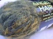 yarn sensations angel hair forest