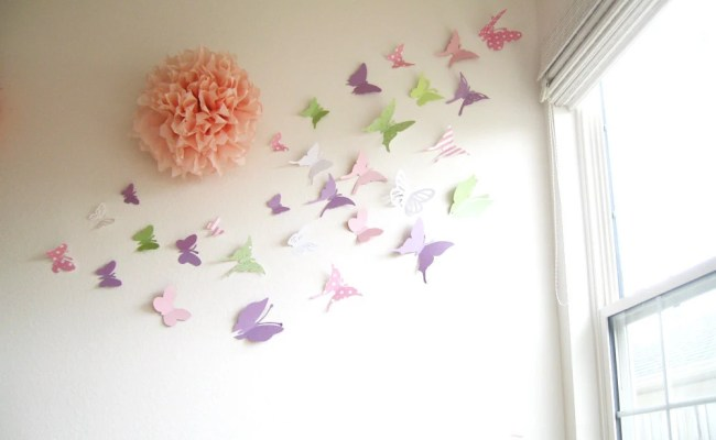 20 Butterflies 3d Butterfly Wall Art 3d By Simplychiclily