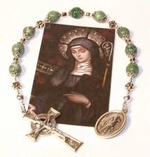 Chaplet Of St. Bridget Ireland Patron Saint Babies