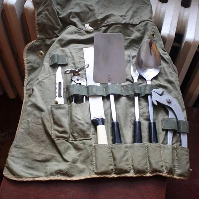 Kitchen Knife Set Wrench
