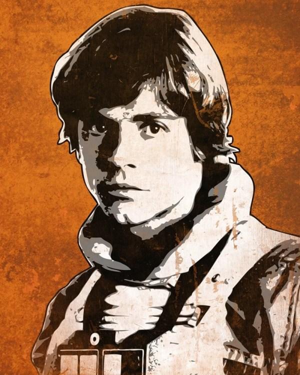 Star Wars Luke Skywalker Saga